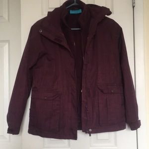 Other - **2/$30** Mountain Warehouse kids coat and fleece